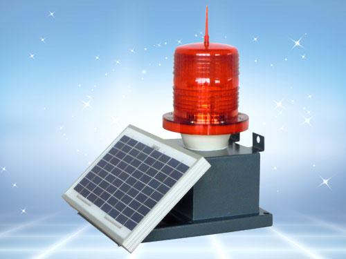太阳能型tyn-cj航空障碍灯